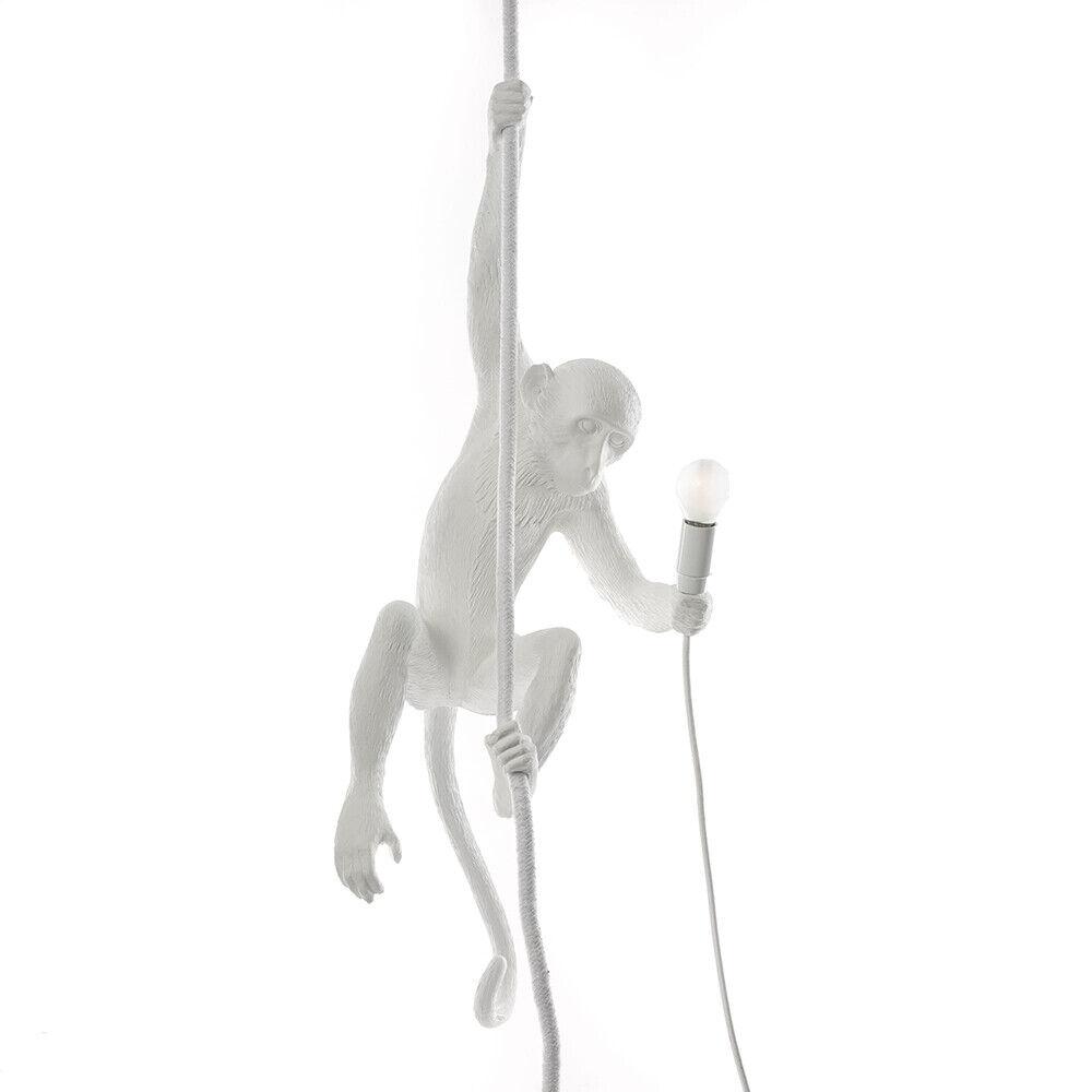 Seletti Monkey With Rope Riippuvalaisin - Seletti