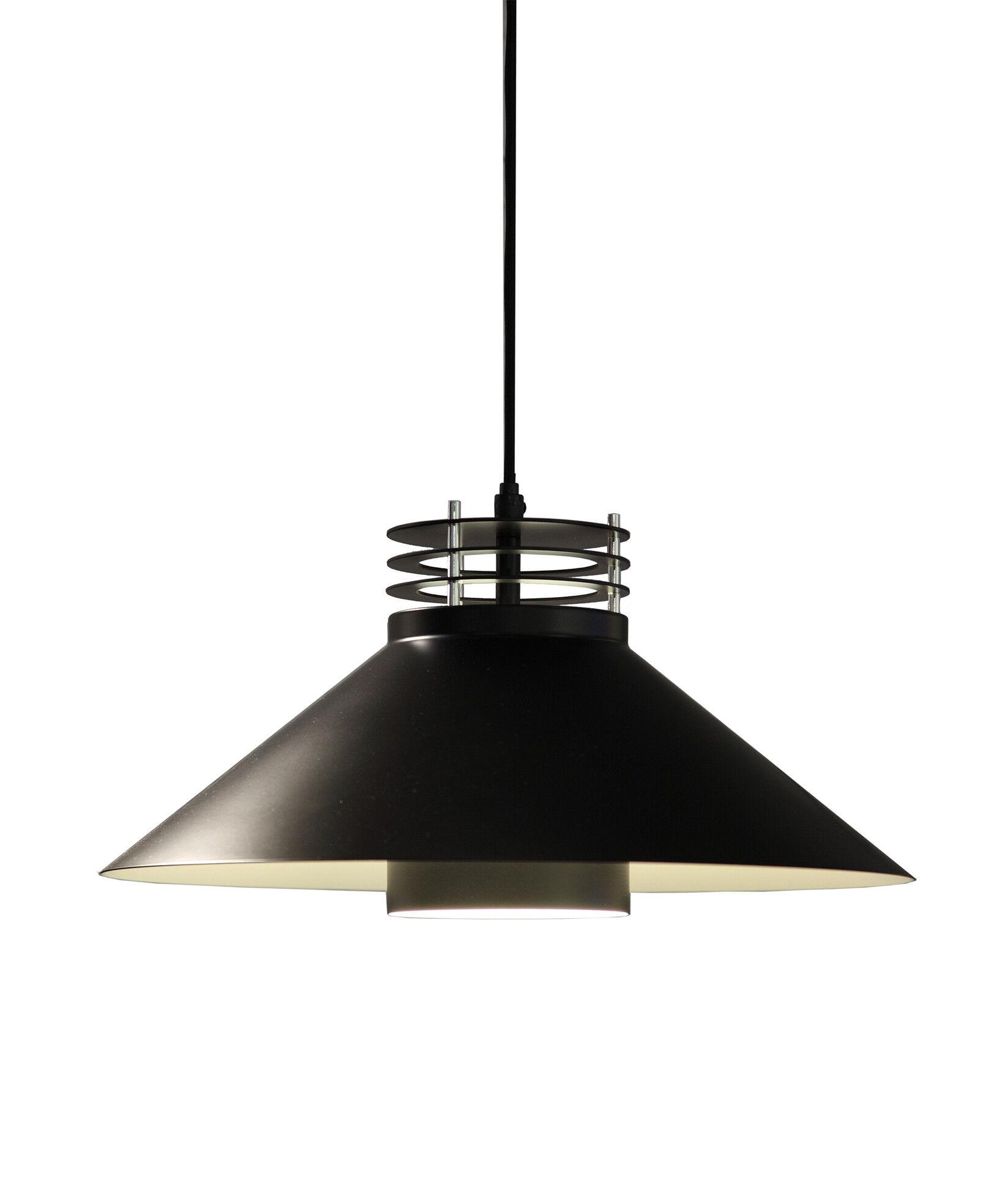 CPH Lighting Basic Riippuvalaisin Musta Ø400 - CPH Lighting