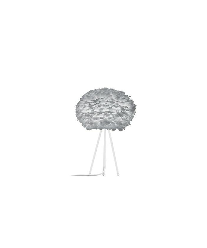 Umage Eos Pöytävalaisin Medium Harmaa/Valkoinen - Umage