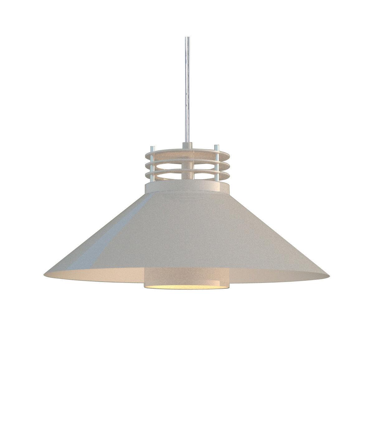 CPH Lighting Basic Riippuvalaisin Valkoinen Ø400 - CPH Lighting