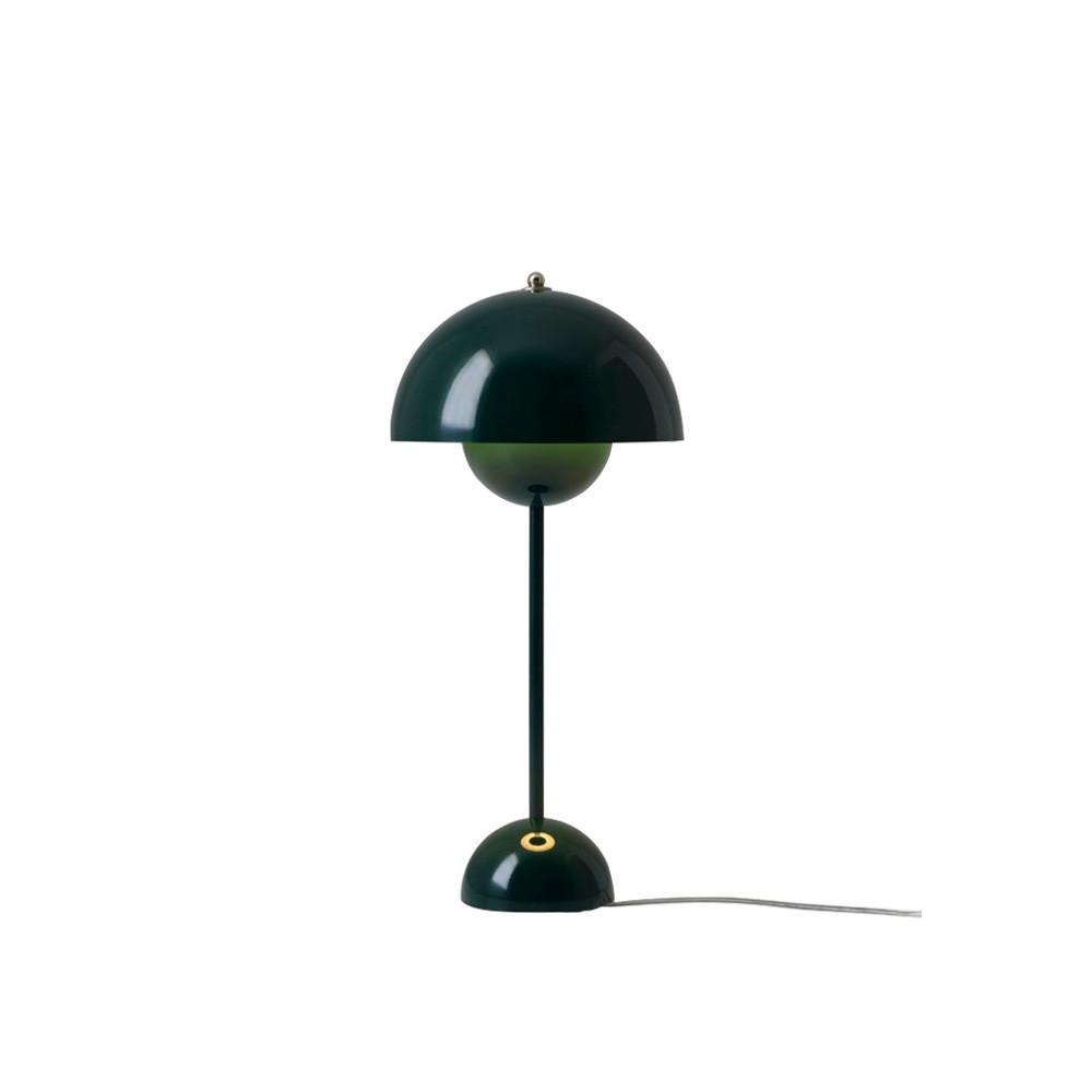 &tradition Flowerpot VP3 Pöytävalaisin Dark Green - &tradition