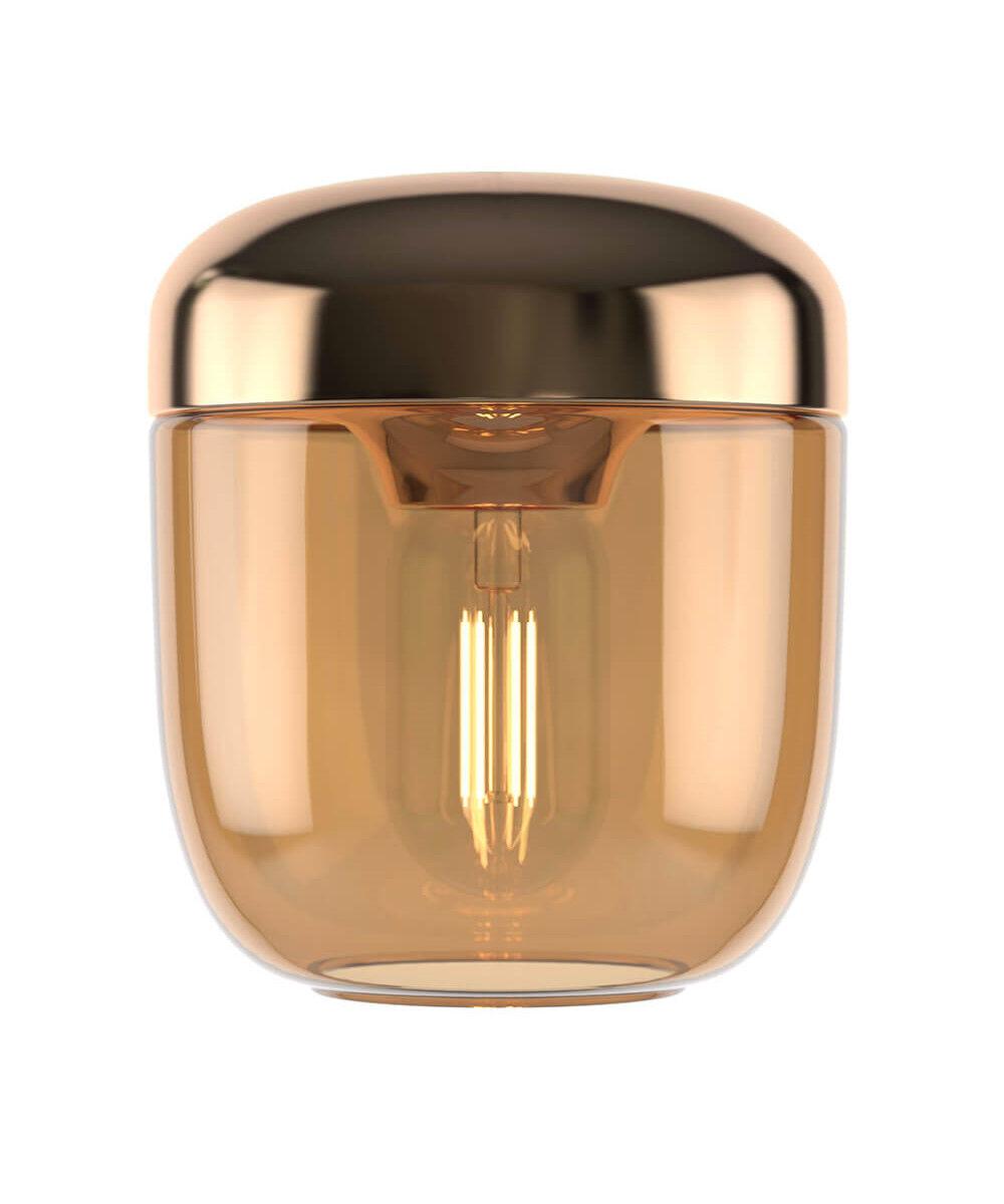 Umage Acorn Varjostin Amber Brass - Umage