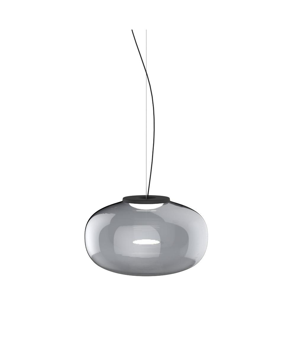 New Works Karl-Johan Riippuvalaisin Ø400 Smoked Glass - New Works