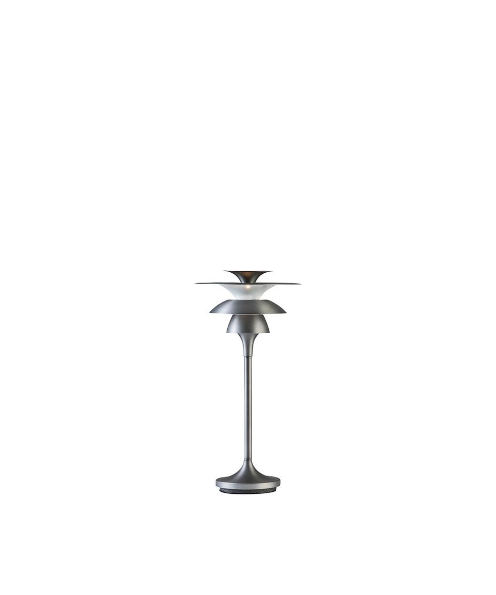 Belid Picasso Pöytävalaisin H355 Oksidi Harmaa LED - Belid