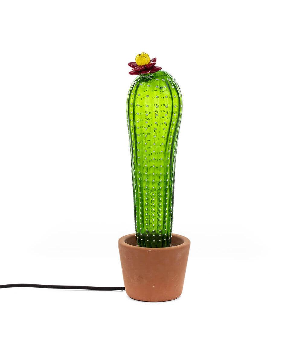 Seletti Cactus Sunrise Pöytävalaisin Big - Seletti