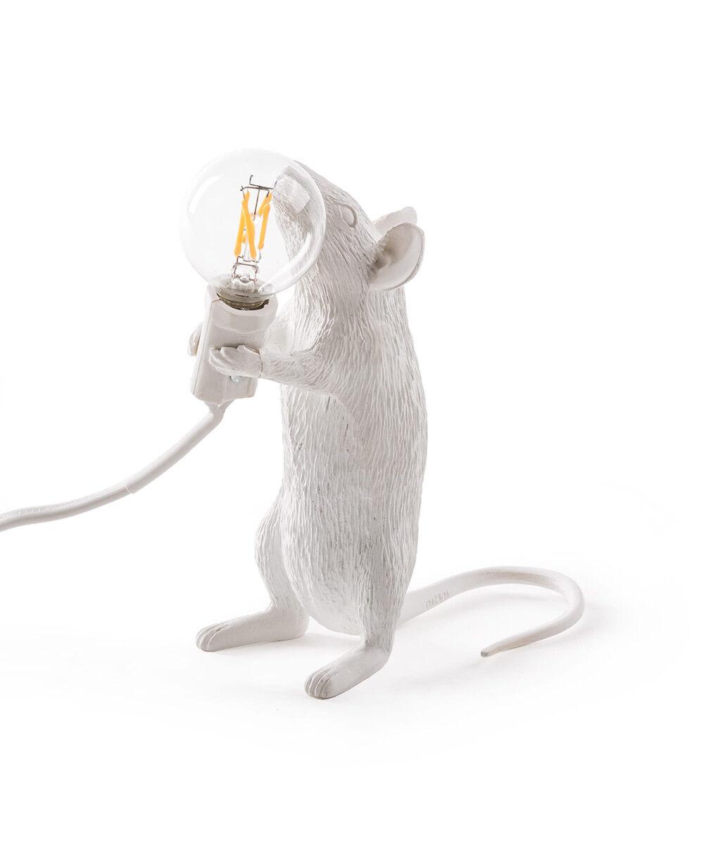 Seletti Mouse Lamp Step Standing Pöytävalaisin - Seletti