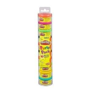 Play-Doh Party Pack Tube (10 colours!)