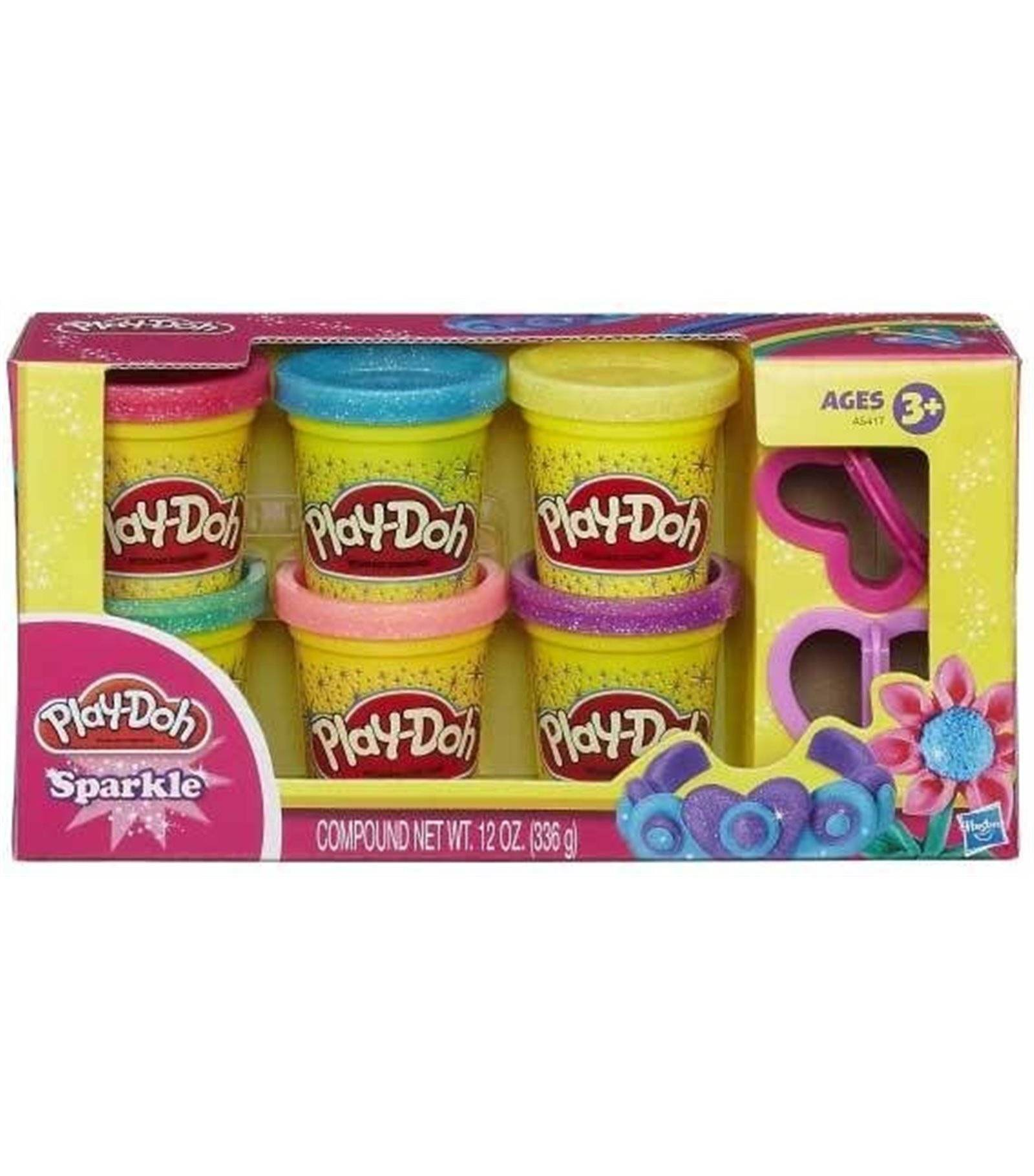 Play-Doh Sparkle Compound Collection (A5417)