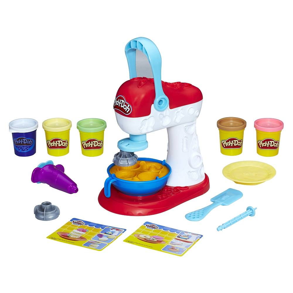 Play-Doh Spinning Sweet Mixer (E0102)