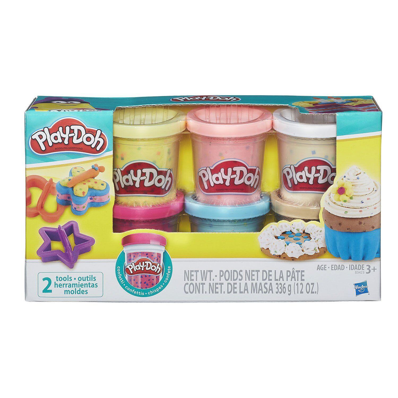 Play-Doh Confetti Compound Collection (B3423)
