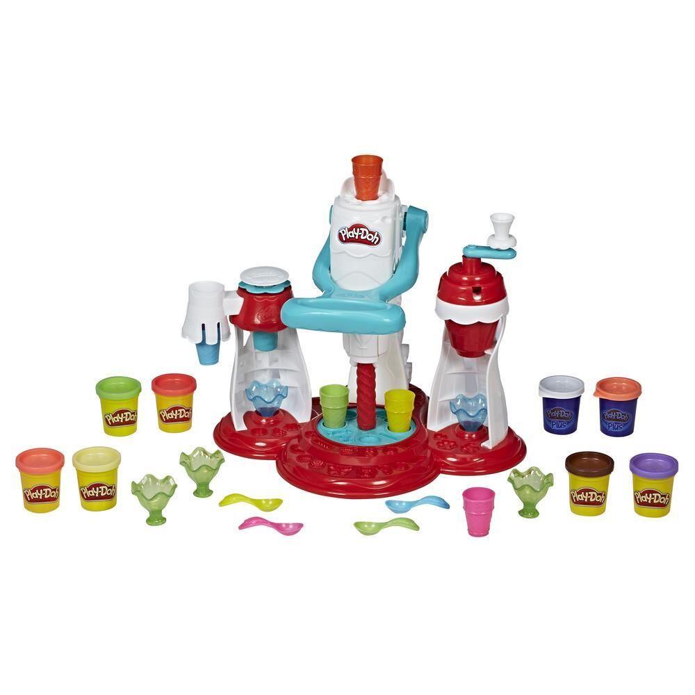 Play-Doh Ultimate Swirl Ice Cream Maker (E1935)
