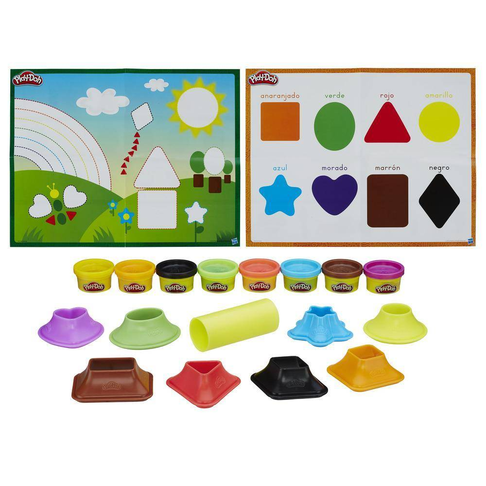 Play-Doh Colors and Shapes (B3404)