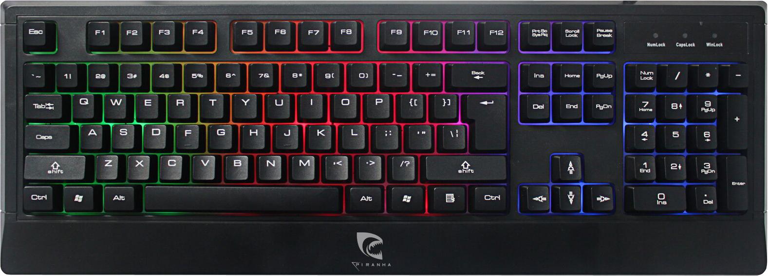 Piranha Gaming Keyboard K20