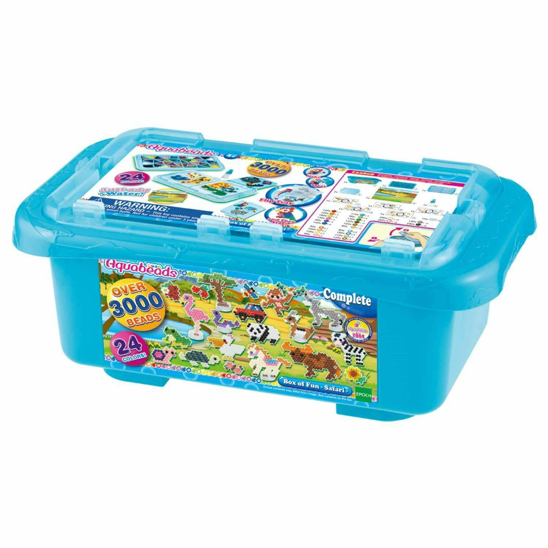 Aquabeads Box of Fun Safari (32808)