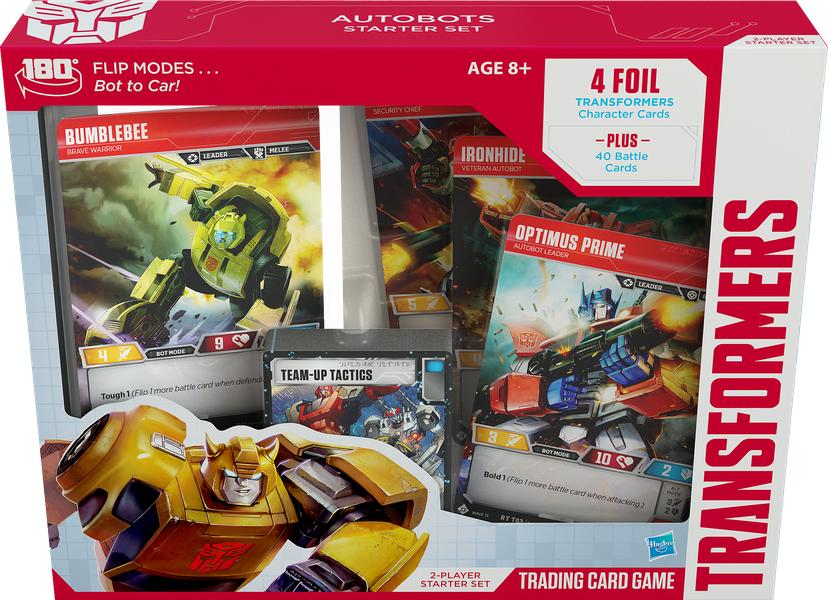Transformers Autobots Starter Set