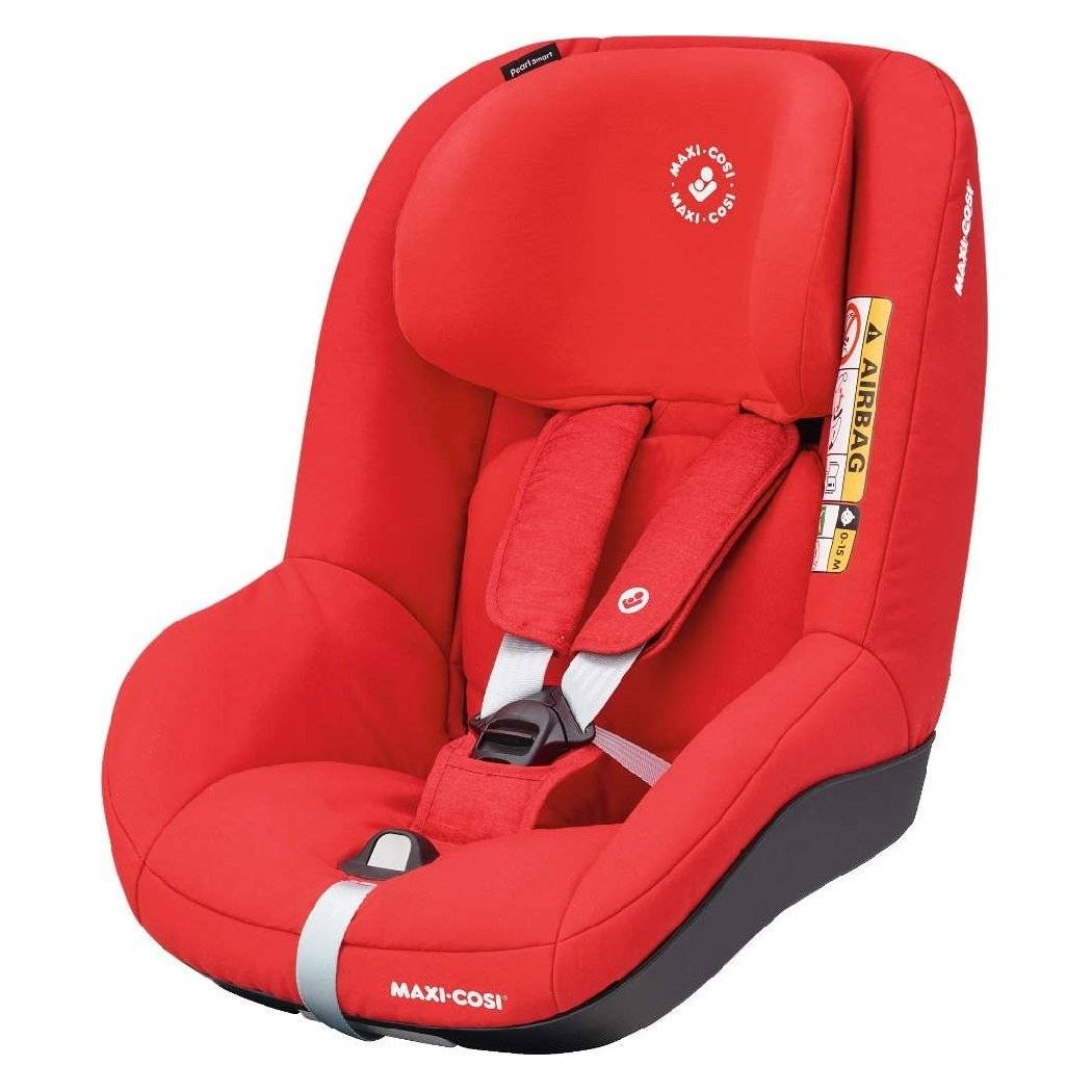 Pearl Maxi-Cosi Pearl SMART i-Size (67-105 cm) Nomad Red