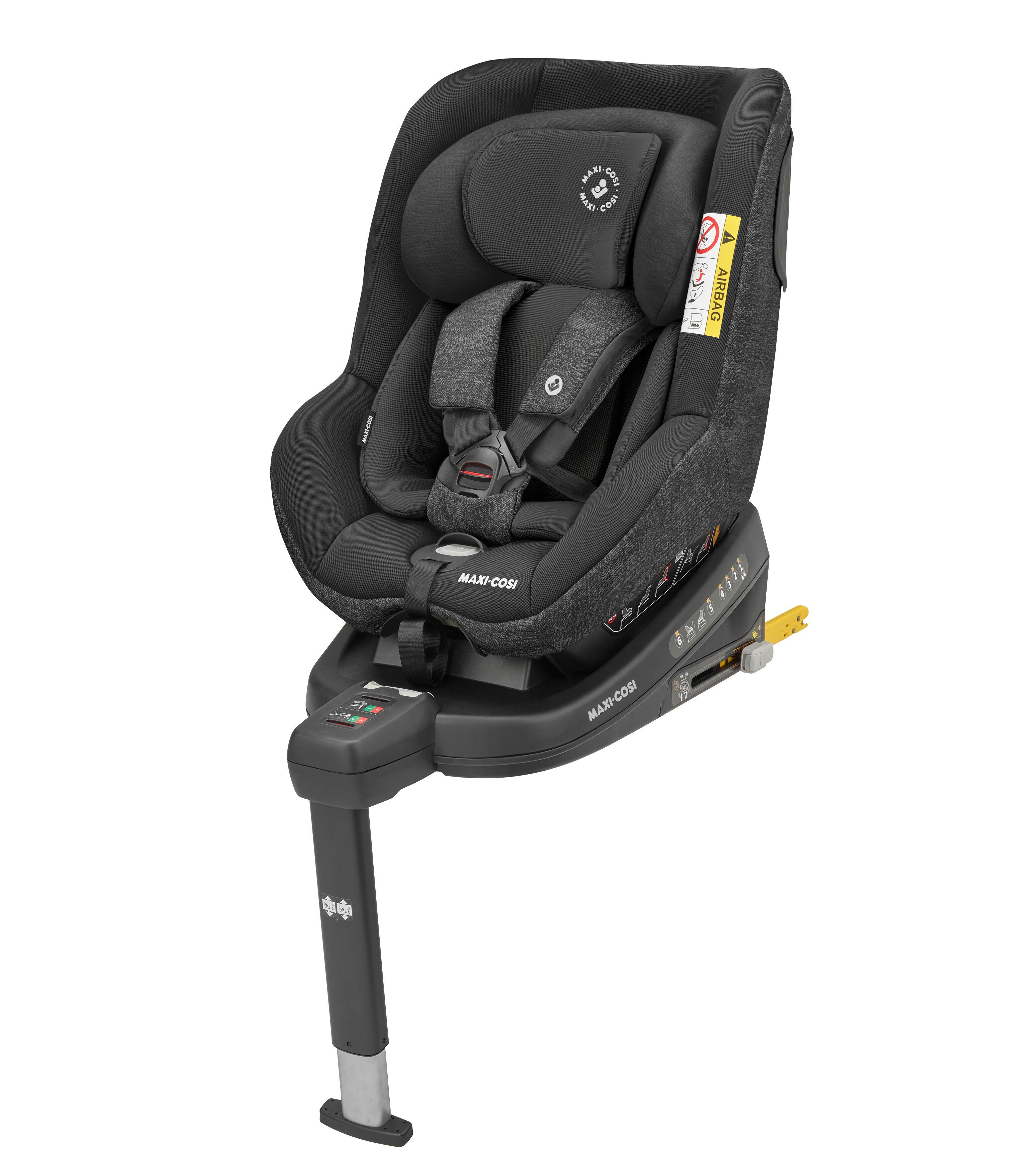 Maxi-Cosi Beryl Car Seat (0-25kg) Nomad Black