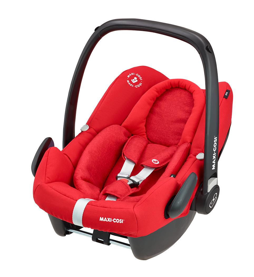 Maxi-Cosi Rock Car Seat Nomad Red