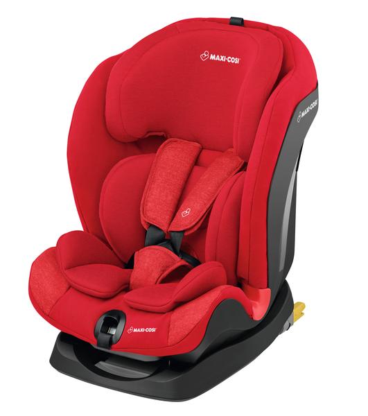 Titan Maxi-Cosi Titan Car Seat (9-36 kg) Nomad Red