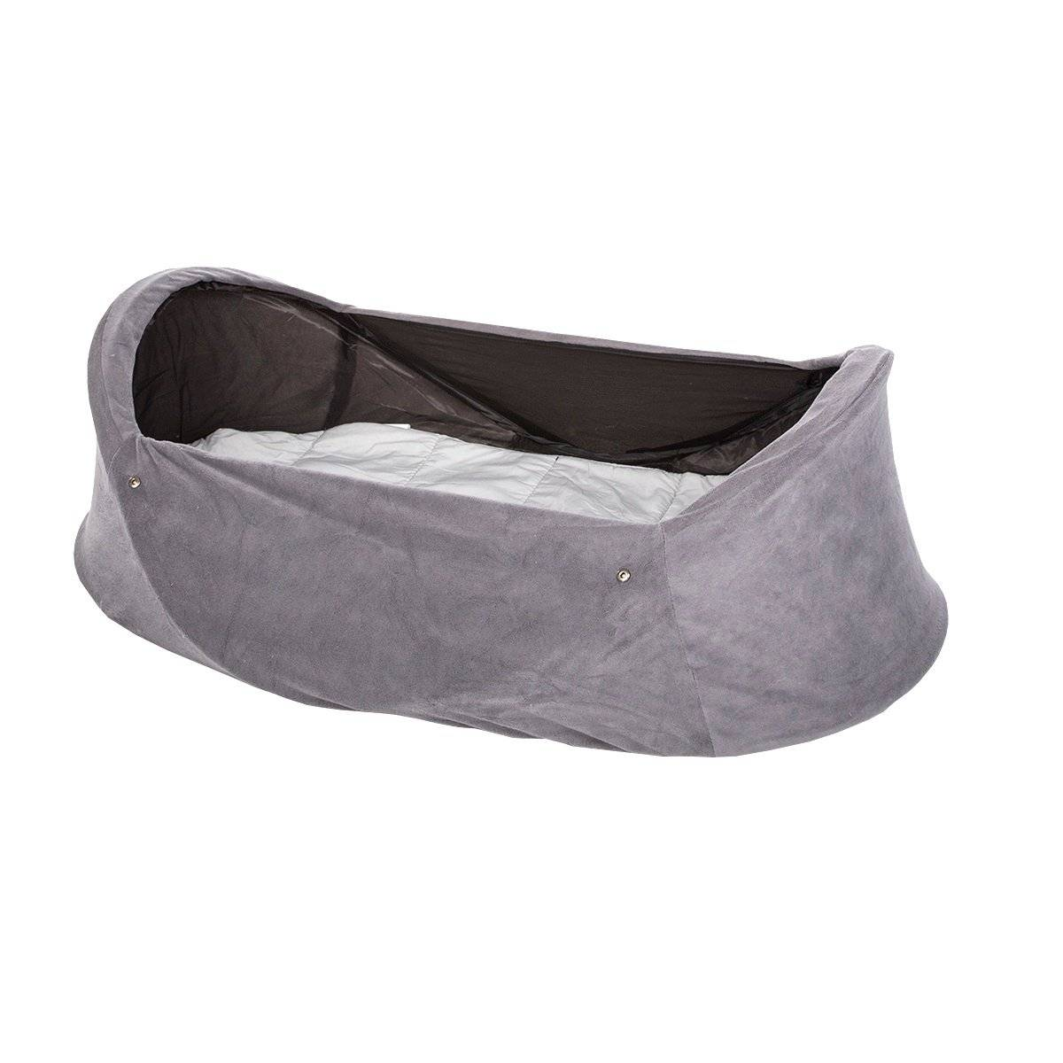 Deryan Premature BabyBox Grey