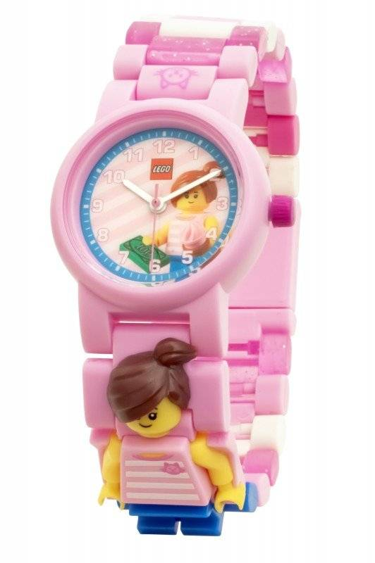 Lego Link Watch Classic Pink (8021667)