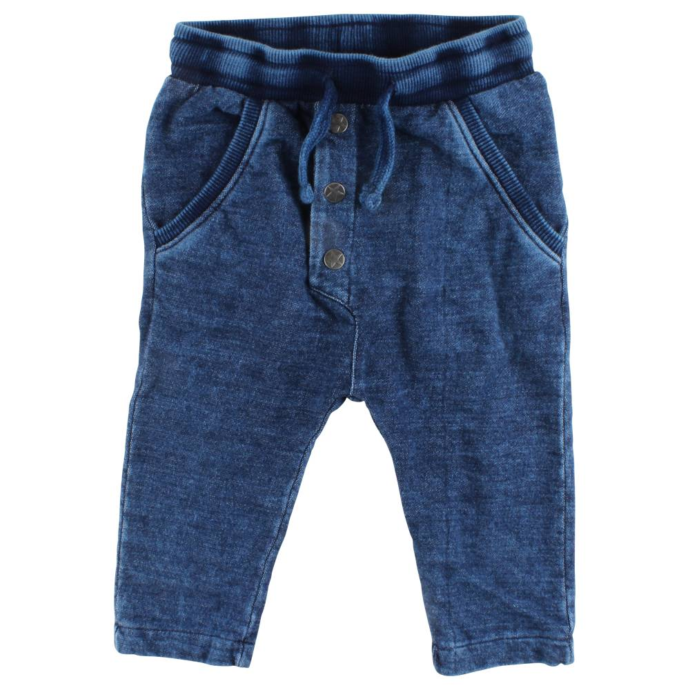 EN FANT  Ink Sweat Pants-Oekotex
