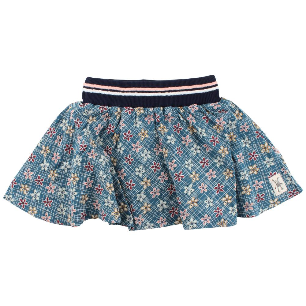 Small Rags Skirt with Print