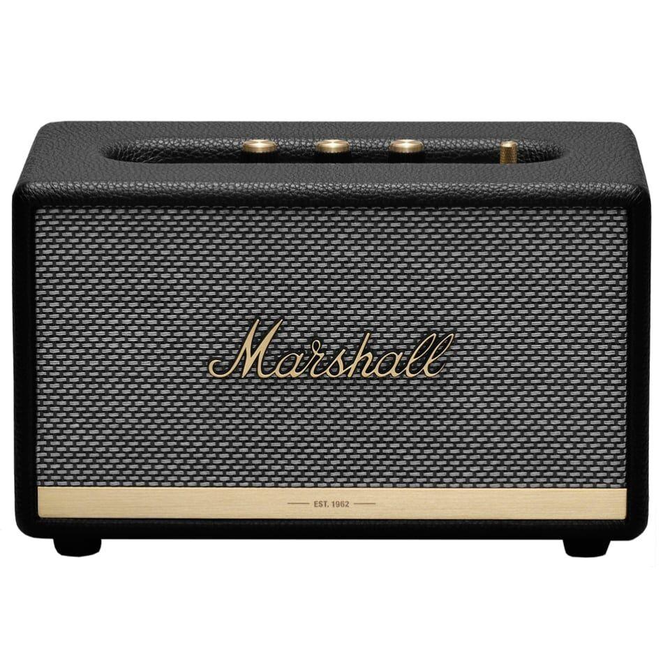 Marshall Acton II Portable Speaker Black