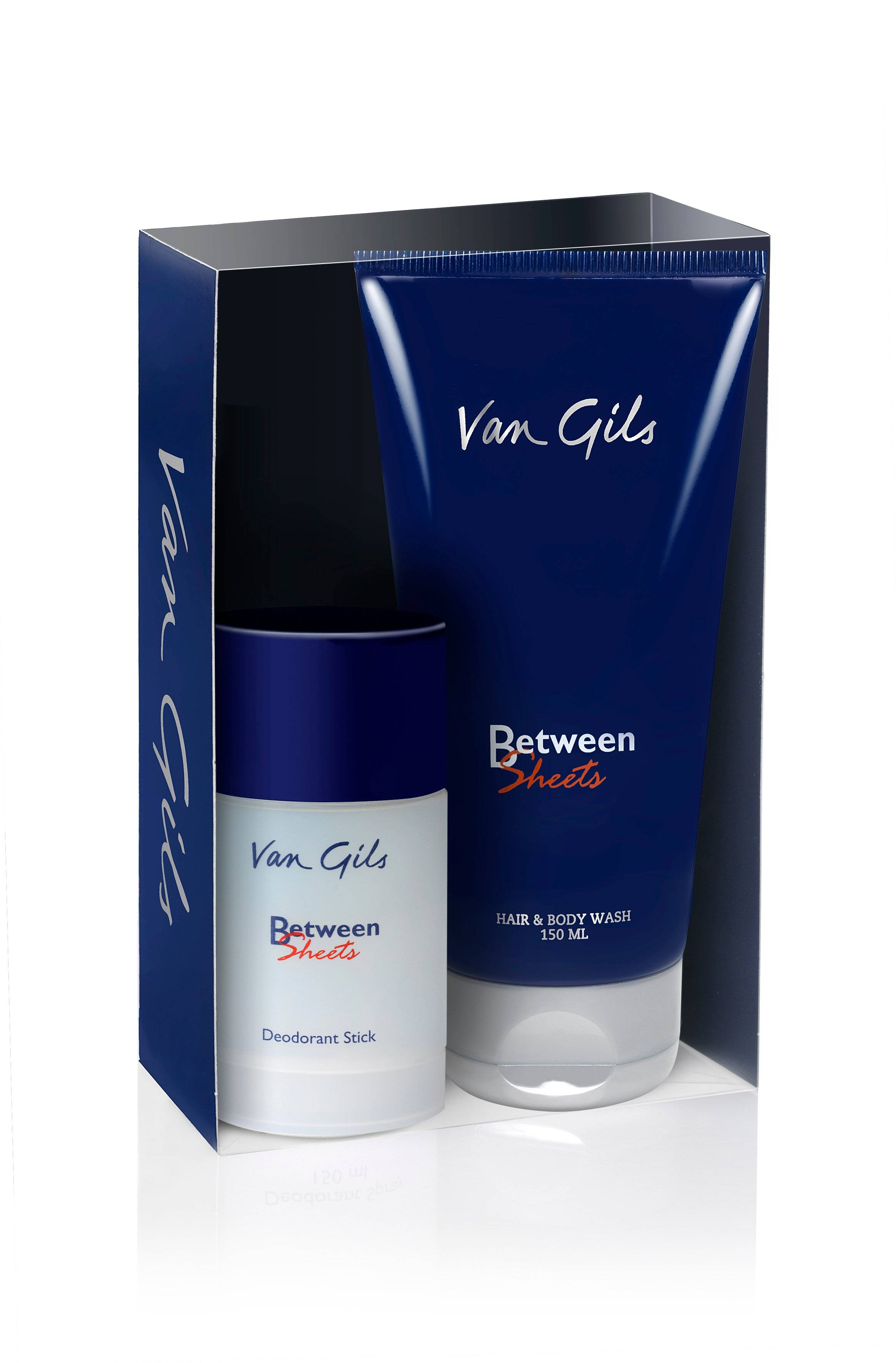 Van Gils Between Sheets Deodorant Stick + Shower Gel 150 ml Giftset