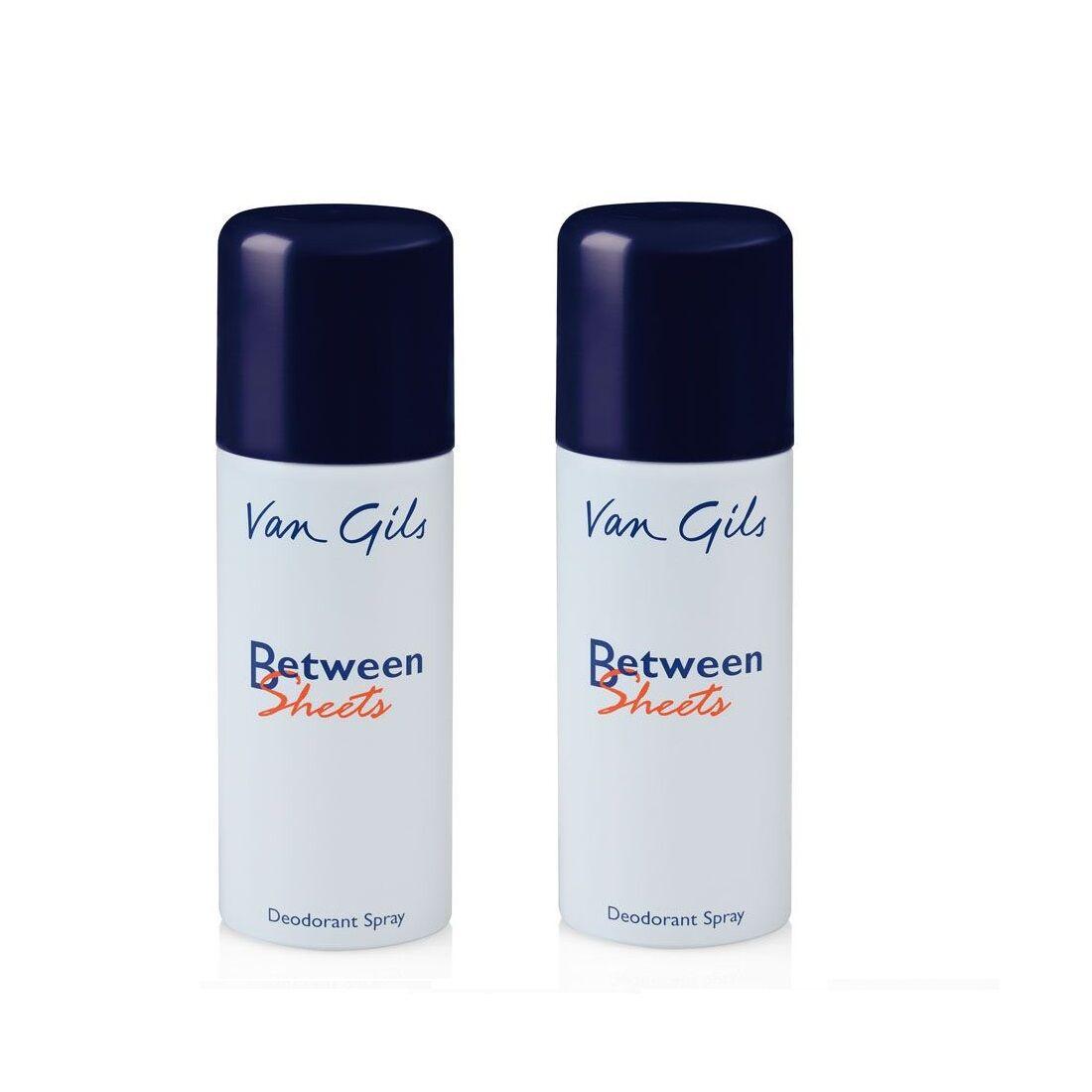 Van Gils 2x Between Sheets Deodorant Spray 150 ml
