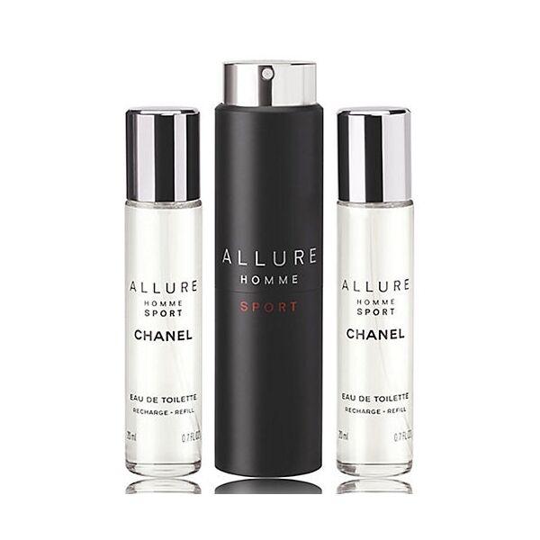 Chanel Allure Homme Sport Twist and Spray EDT 3 x 20 ml