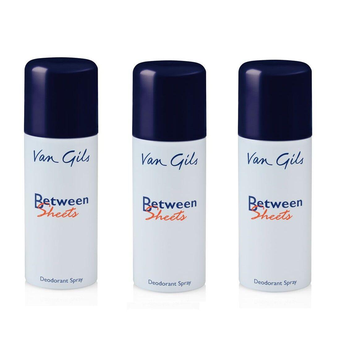 Van Gils 3x Between Sheets Deodorant Spray 150 ml