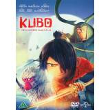 Kubo and the Two Strings/Kubo den modige samurai DVD