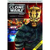 Star Wars The Clone Wars Season 3 vol 3 DVD