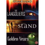 Stephen King Collection Langoliers, The/Stand,The/Golden years DVD