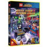 Lego Justice League Vs. Bizarro DVD