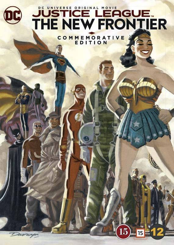 Justice League: The New Frontier (Commemorative Edition) DVD