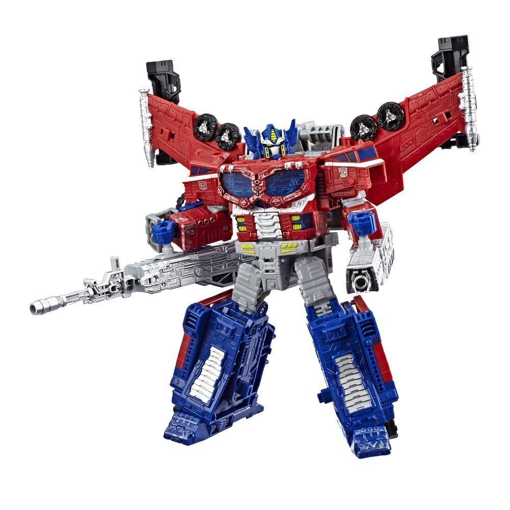 Transformers GEN  WFC-S40 Leader Optimus Prime (E3480)