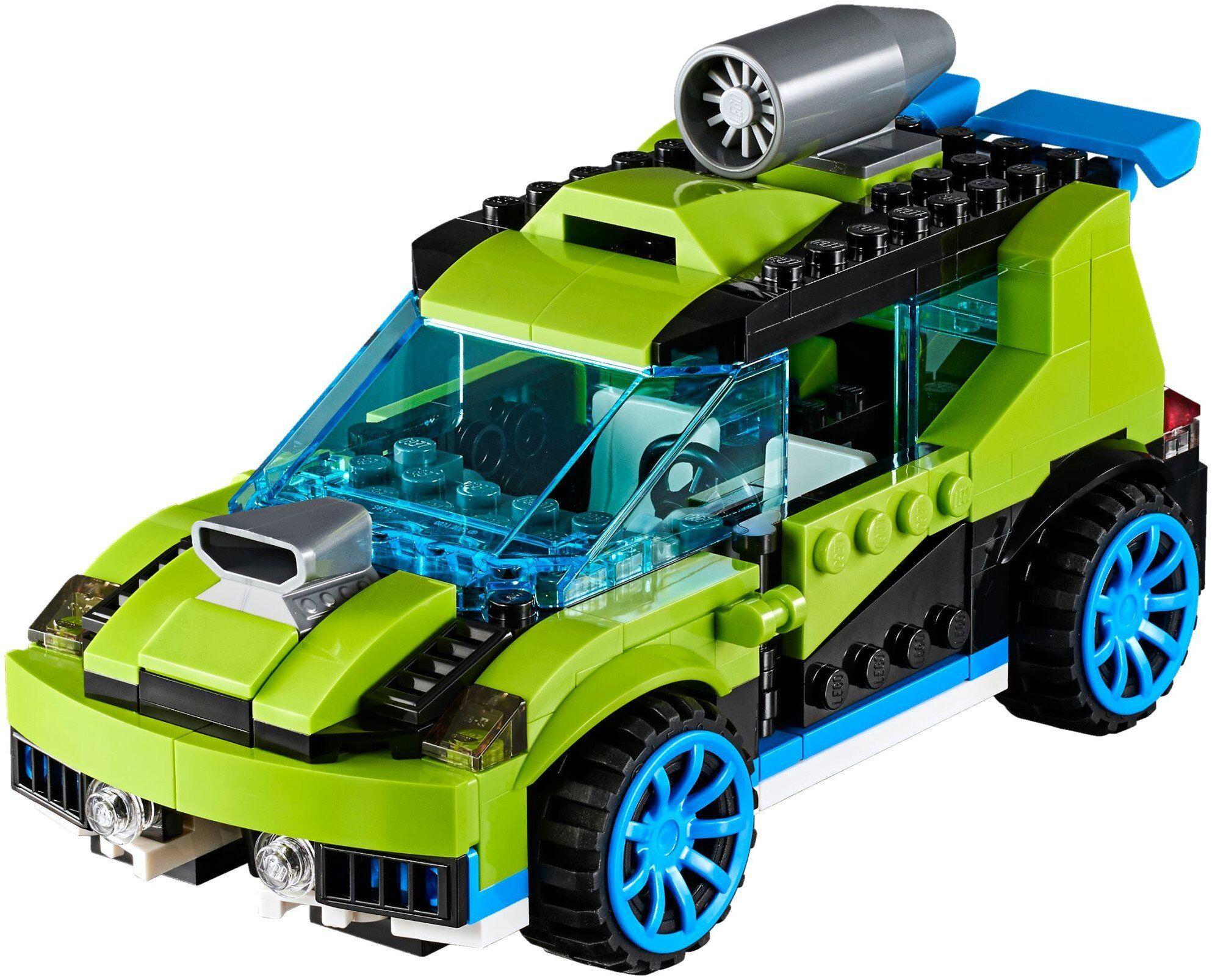 Lego Creator Rocket Rally Car (31074)