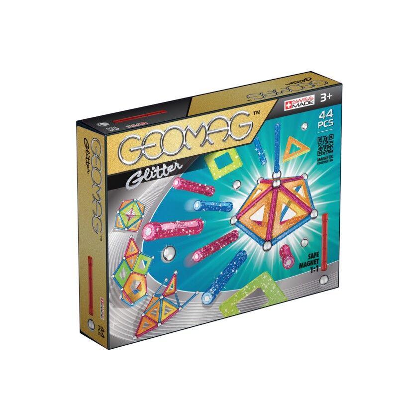 Geomag Glitter Panels 44 Pcs (532)