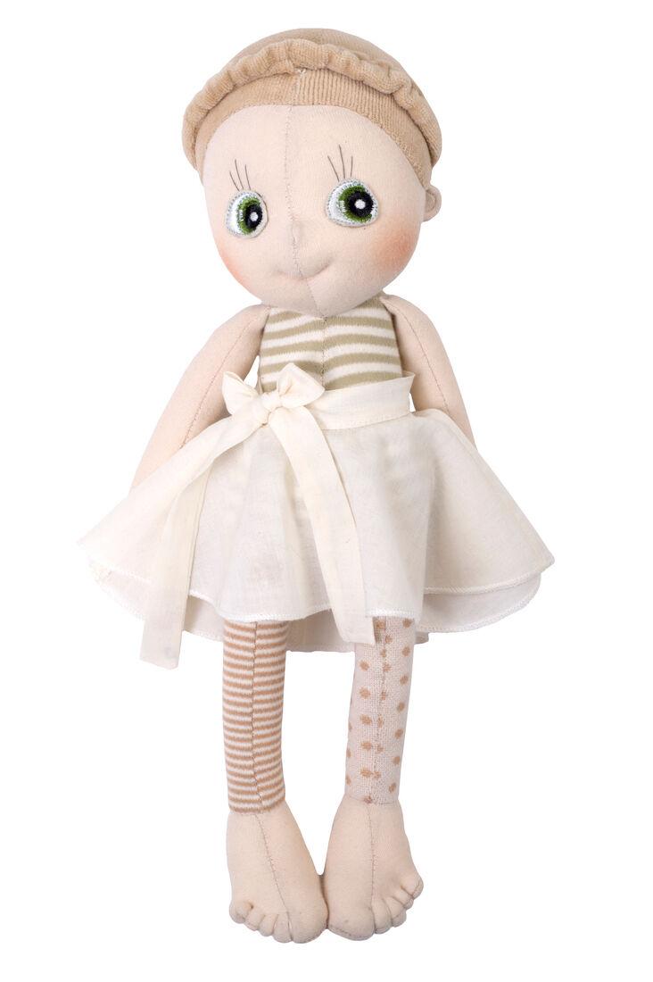 Rubens Barn orgaaninen EcoBuds-nukke, Hazel