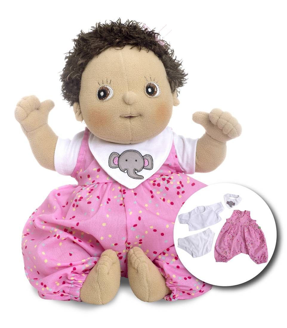 Rubens Barn Rubens vauvanukke Molly