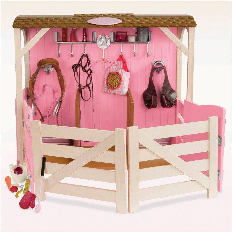 Our Generation Saddle-Up Stables (737880)