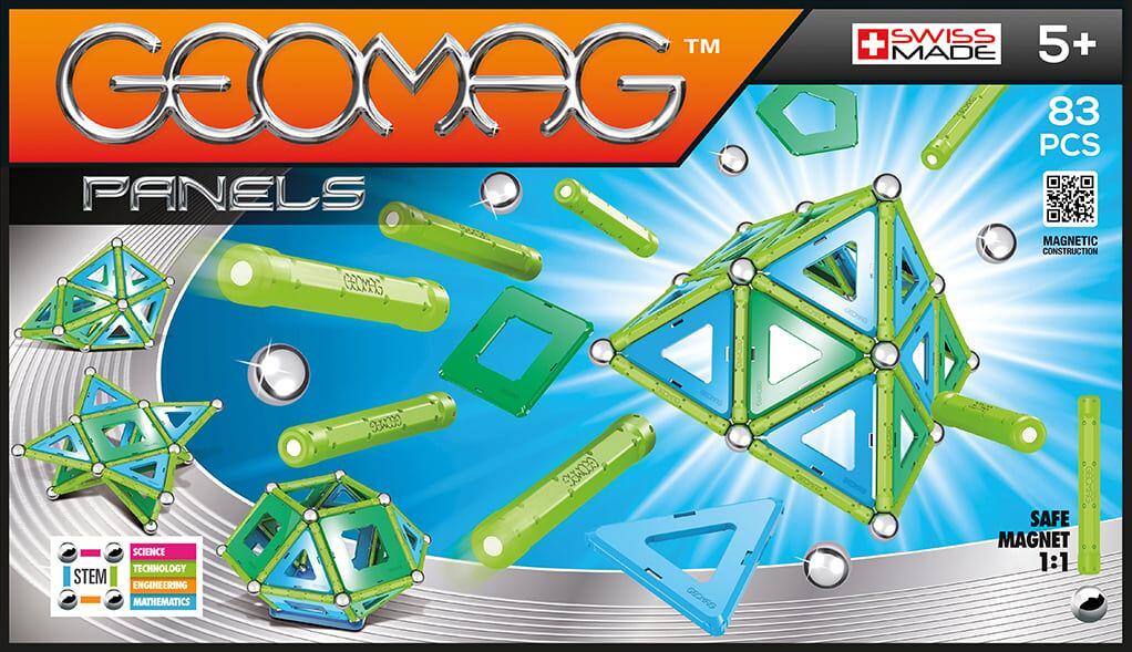 Geomag Panels 83 Pcs (462)