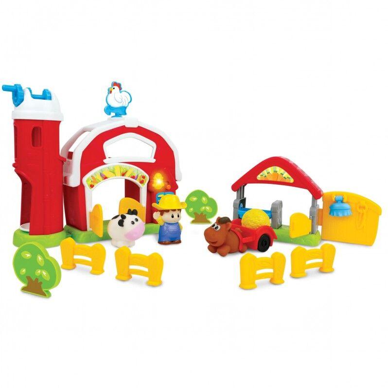 Winfun Barnyard Fun Playset (001305)