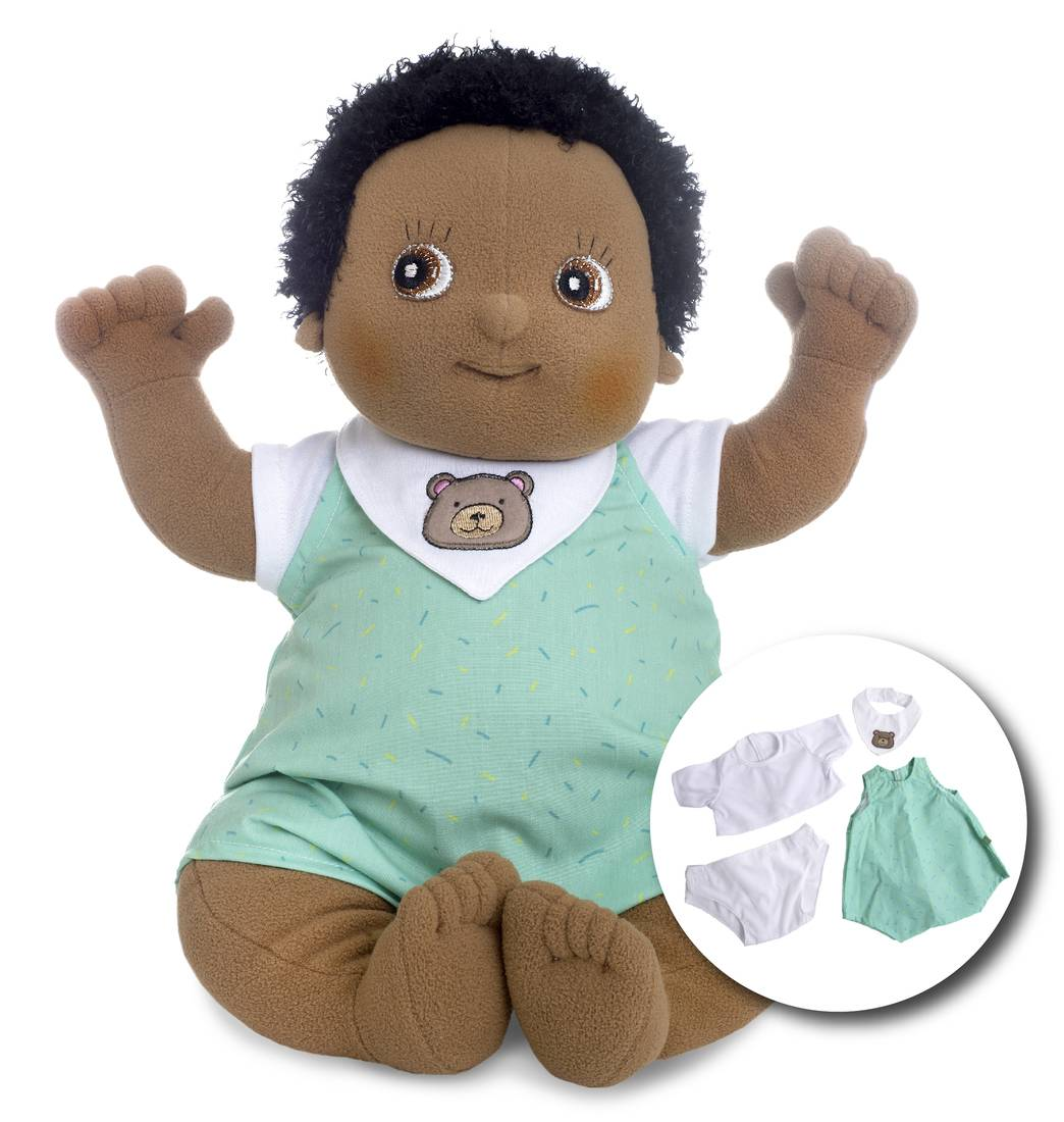 Rubens Barn Rubens vauvanukke Nils