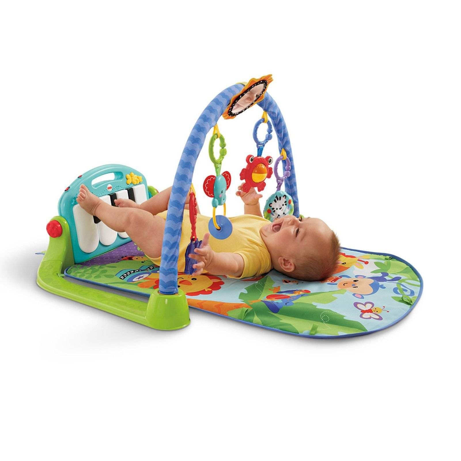 Fisher-Price And Play Piano Gym (BMH49)