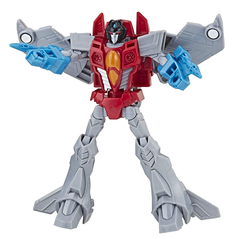 Transformers Cyberverse Warrior Starscream 16cm (E1902)