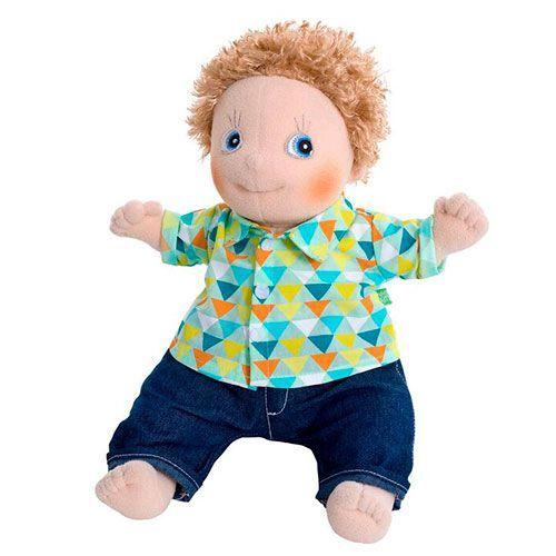 Rubens Barn Rubens Kids Doll Oliver