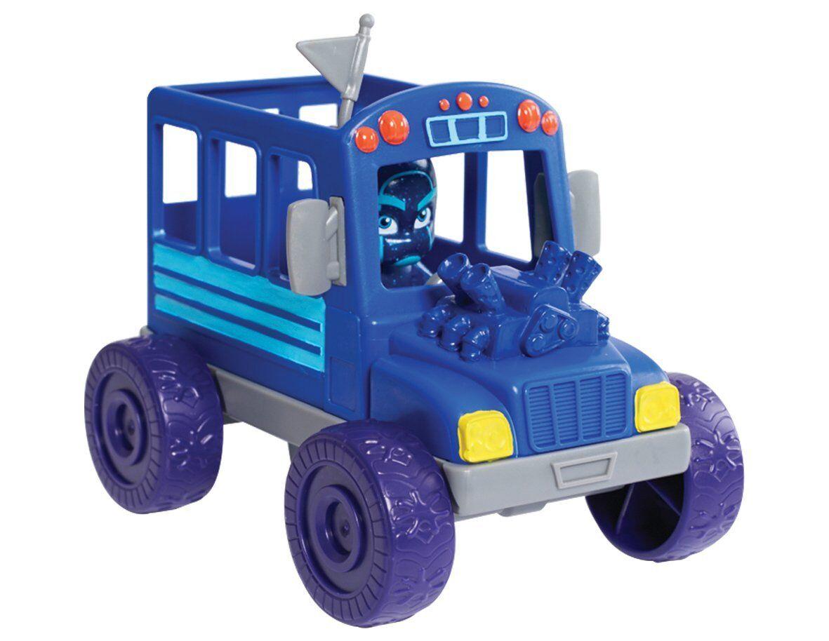PJ Masks Basic Vehicle Play Set Night Ninja Bus
